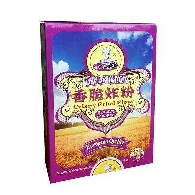 Mezcla de polvo frito super crujiente hecha en China