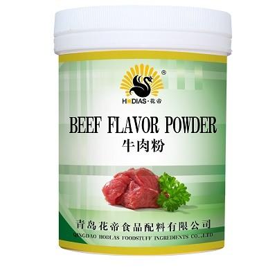 Fabricante de vegano artificial en polvo con sabor a pollo