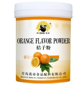 Artificial orange flavor powder most popular ice cream flavorf beverage flavor manufacturer