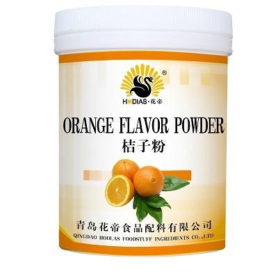 Naranja artificial en polvo sabor más popular sabor de heladof fabricante de sabor de bebida