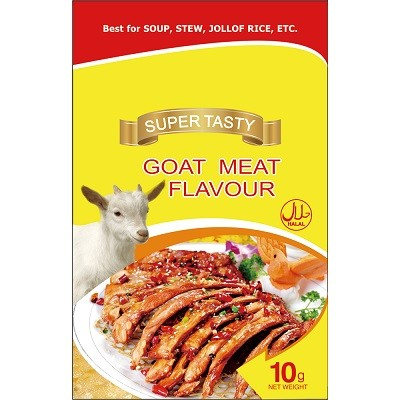 Polvo de condimento de carne de cabra condimentos de sabor de cabra polvo de condimento de sabor de carne