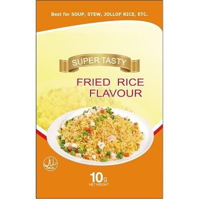 ¿Qué hace que el arroz frito sepa tan bien?
