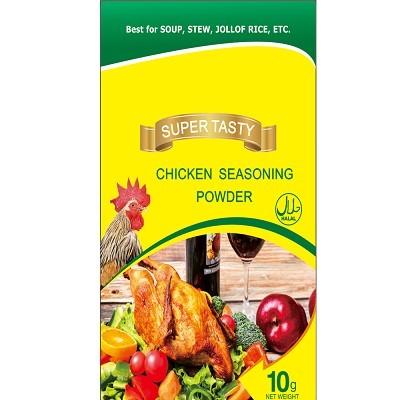 Pollo sabor condimentos caldo de pollo en polvo caldo de pollo en polvo