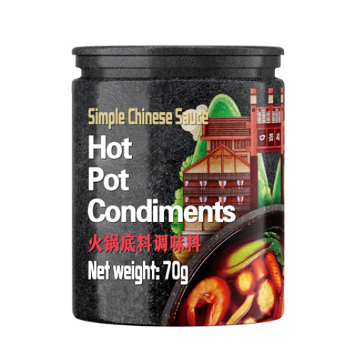 Healthy hot pot base recipes sauce hot pot soup base recipe Chinese hot pot dipping sauce