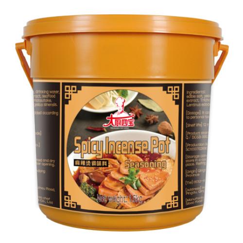 Mala hot pot sauce ingredients Chinatown hometown hotpot
