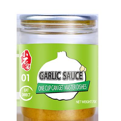 ¿Cómo se hace la salsa de ajo desde cero?