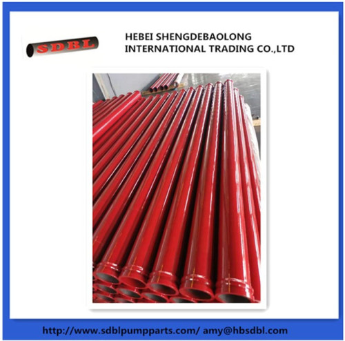 concrete pump seamless pipe