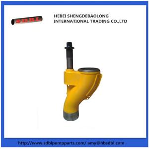 Putzmeister concrete pump S valve