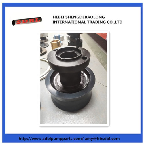 Schwing concrete pump rubber piston ram