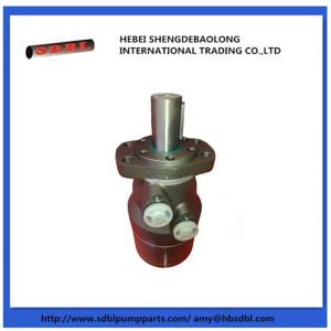 Putzmeister concrete pump OMH500 hydraulic agitator Motor