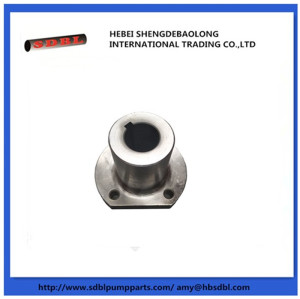 Schwing concrete pump front or rear agitatoring shaft /schwing mixer flange shaft