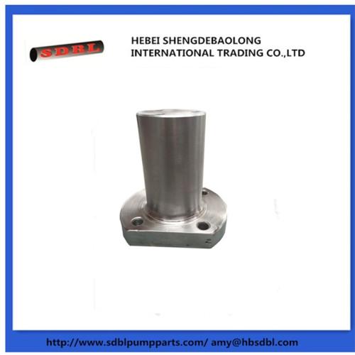 Schwing concrete pump front or rear agitatoring shaft /schwing mixer flange shaft