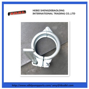 Schwing Concrete Pump Wedged Clamp Coupling