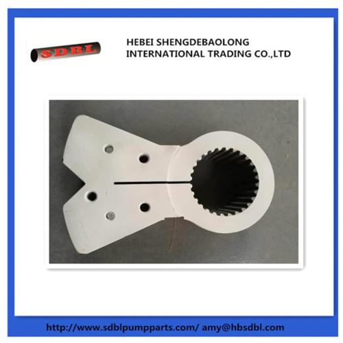 Putzmeister concrete pump swing lever /slewing lever