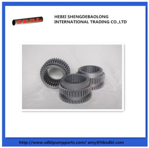 Putzmeister/Schwing/Sany transfer case /gear box /pump parts