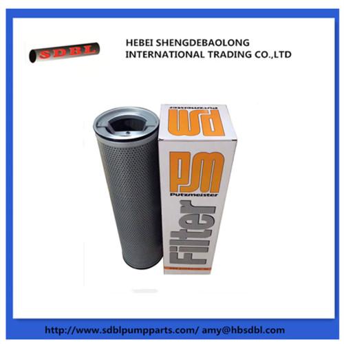 Putzmeister concrete pump hydraulic filter element