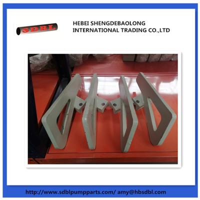 Putzmeister mixer paddle/mixer blade/mixer plate /mixer shaft /connection rod