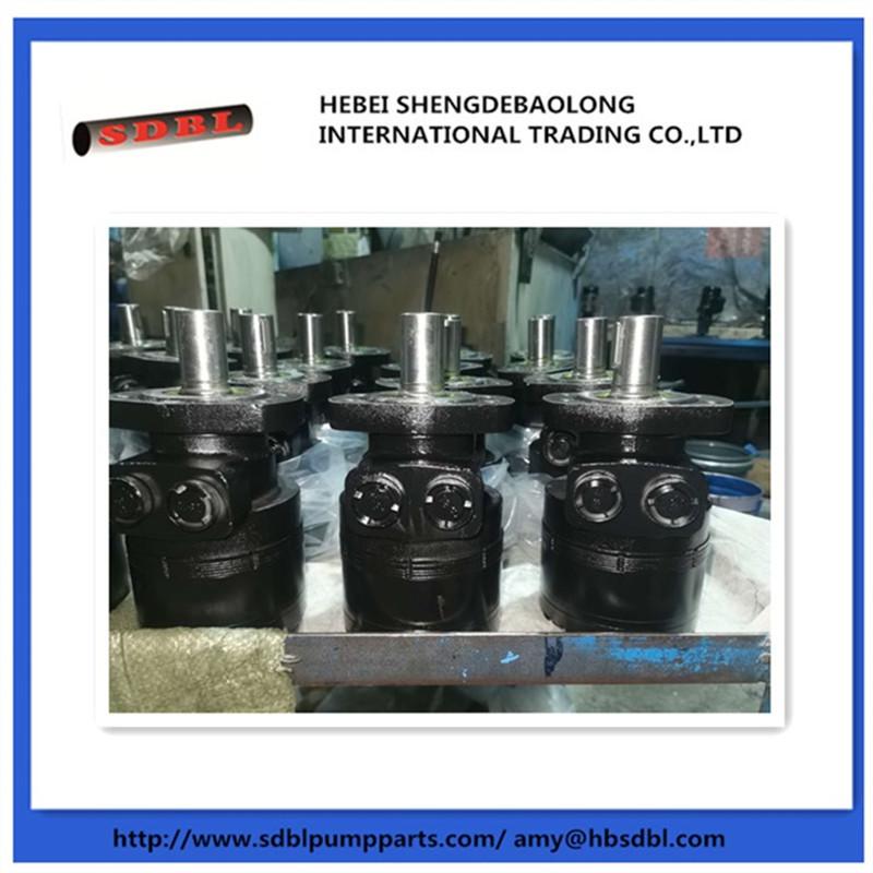 hydraulic moto