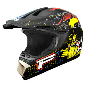 Cool Stylish Off Road Motorcycle Helmet