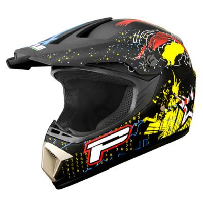 Cool Stylish Off Road Motorcycle Helmet