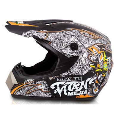 Full Face Dirt Bike & Motocross Helmet for Sale