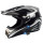 Classic Dirt bike helmet with Bluetooth