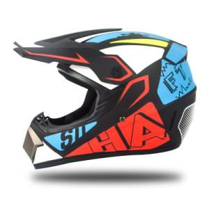 Full Face Dirt Bike Crash Helmet