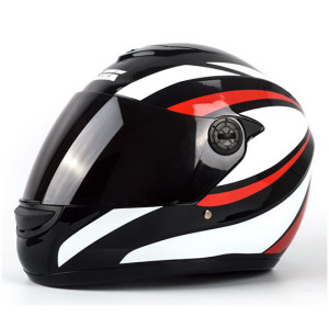 DOT Approved Full Face ABS Motorcycle Helmet
