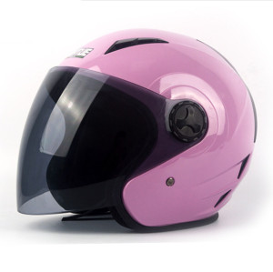 Cute Open Face Motorcycle helmet