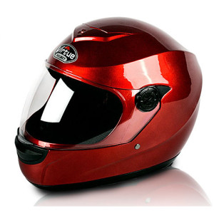Red Stylish Full Face Motorcycle Helmet
