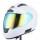 Full Face Motorcycle Helmet with Sun Visors