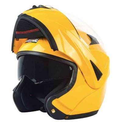 Full Face Bluetooth Helmets Double Lens Carbon Fiber Full-face Modular Helmet Motorcycle BELL DOT