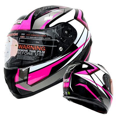ECE 22.05 Wholesale Full Face Helmet Motorcycle Flip Up Racing Cross Vega Helmets for Women Female