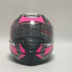 ECE 22.05 Wholesale Full Face Helmet Motorcycle Flip Up Racing Cross Vega Helmets for Women Female