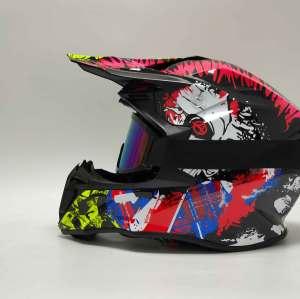AIROH Off Road DirtBike MT Helmet Dual Sport Motor Cycle Helmets Aviator Downhill Power Sport Helmet
