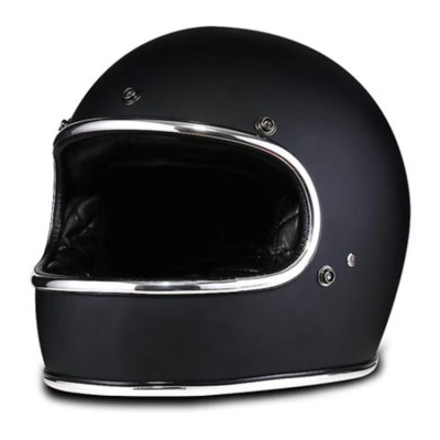 German Harley Division Racer Motorcycle Helmets Rider Safety Gear Shoei Retro Viseira Capacete Casco
