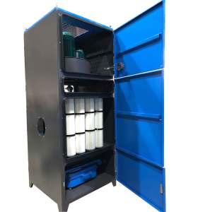 ACMAN 6000CMH/3500CFM Cartridge Type Dust Collection Unit Jet Dust Collector Filter Units-TR-60B-J