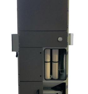 ACMAN 3000CMH/1800CFM Cartridge Dust Extractor Pulse Jet Type with Dust Hopper SUS304/SS400-TR-30B-J