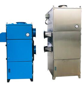 ACMAN 1000CMH/500CFM Dust Collection Unit Pulse Jet Cartridge Filter Type for Packaging-TR-10B-J