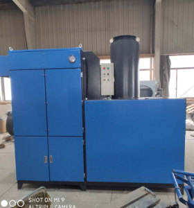 Jet Dust Collector With Centrifugal Fan, Cartridge Filter Unit with High Pressure for Height Limit Place