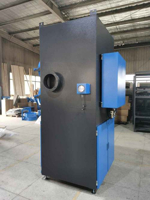 Pulse-jet Bag in Bag Out System Cartridge Filter BIBO Dust Collector Machine Unit For Toxic Dust