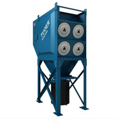 ACMAN Downflow Dust Collector Cartridge Filter merv 15 Industrial Pleated Filter Jet Dust Extractors