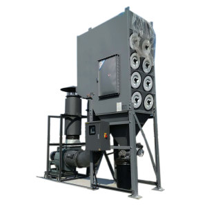 Industrial Central Dust Collection System,  Explosion Proof Cartridge Dust Collector
