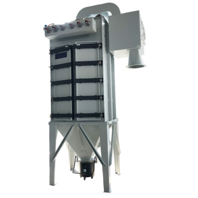 ACMAN ATEX Sinter-plate Dust Collector Explosion Proof Industrial Dust Extractor-Anti-explosion