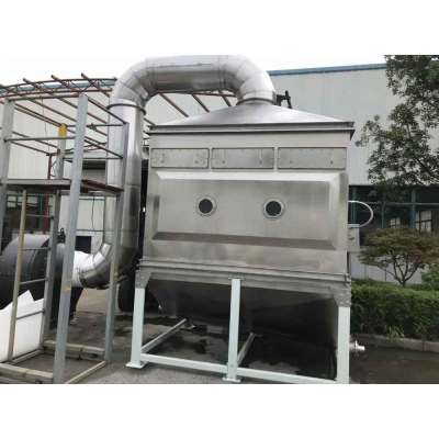 15000CBM Industrial Dust Scrubber System Wet Dust Extractor Particulate 2 Micron for Thermal Spray