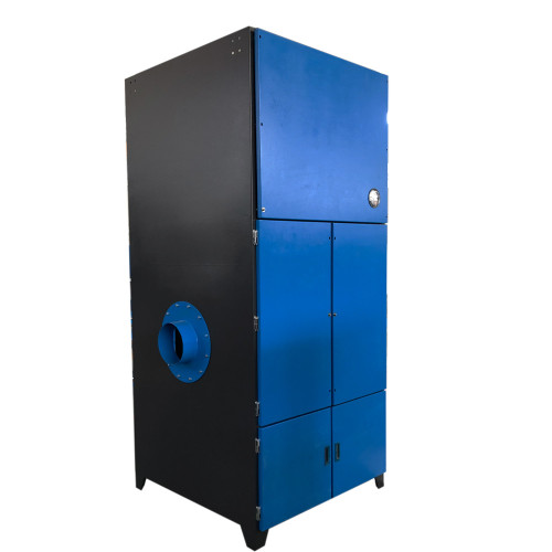 ACMAN 10000CBM/6000CFM Pulse-Jet Cartridge Dust Extractor Unit for Dust Collection System-TR-100B-J