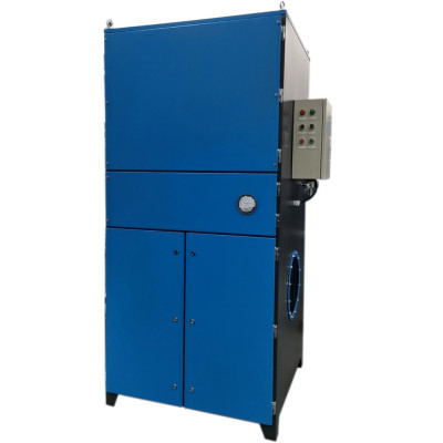 ACMAN 8000m3/h Chip and Dust Extraction Unit, Jet Pulse Filter System Filtration of Dust Particles-TR-80B