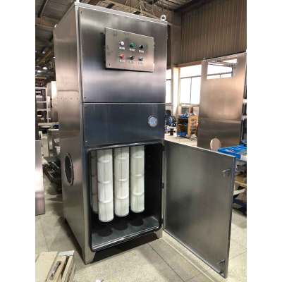 ACMAN 4000m3/h Dust Filtration System Self Cleaning Dust Extractor Dry Type Dustcolektor Dust Collectors -TR-40B