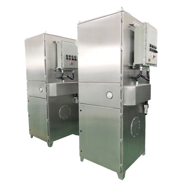 Cartridge Type Dust Collector for Pharmaceutical