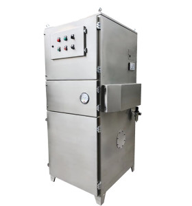 ACMAN 2000m3/h Industrial Dust Collection Equipment Jet Type Dust Collector for Tablet Press Machine-TR-20B